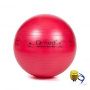Piłka rehabilitacyjna z systemem ABS i pompką 55 cm