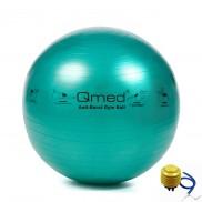 Piłka rehabilitacyjna z systemem ABS i pompką 65 cm