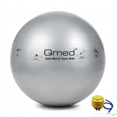 Piłka rehabilitacyjna z systemem ABS i pompką 85 cm