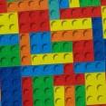 Temblak dziecięcy Nosiłapka Kolorowe Klocki
