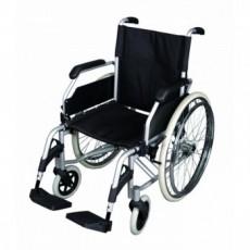 Stalowy wózek inwalidzki, SKŁADANY - Eagle