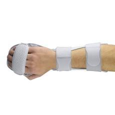 Orteza ręki i przedramienia z ujęciem dłoni oraz separatorem palców