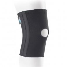Stabilizator kolana z dodatkową boczną amortyzacją, opaska elastyczna