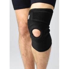 Uniwersalny stabilizator kolana z pierścieniem rzepki sklep medyczny BezGipsu.pl