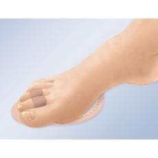 Orteza prostująca dwa palce stopy