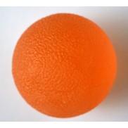 Piłeczka żelowa do rehabilitacji - pomarańczowa