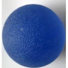 Piłeczka żelowa do rehabilitacji - niebieska sklep medyczny BezGipsu