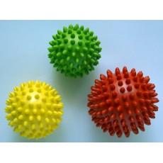 Piłeczka jeżyk rehabilitacyjna z kolcami 8 cm